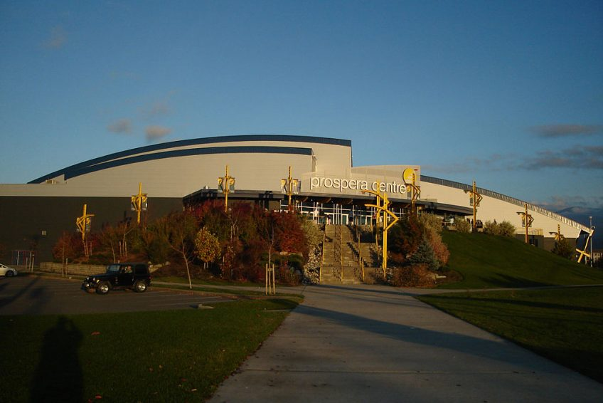 Prospera Centre | Chilliwack, BC
