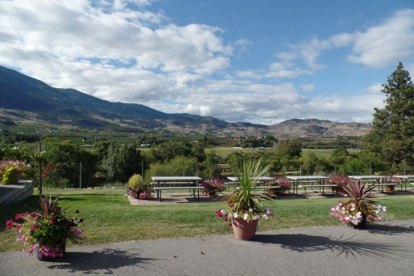 Okanagan Valley wine country south of Penticton | Penticton, BC