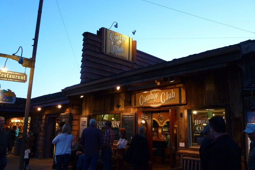 Cowboy Club Restaurant | Jackson, Wyoming