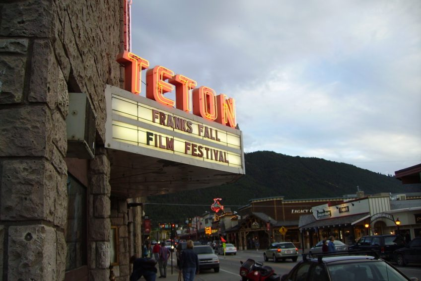 Teton Theater | Credit: Jennifer Sardam CC BY-SA 2.0 Flickr | Jackson, Wyoming