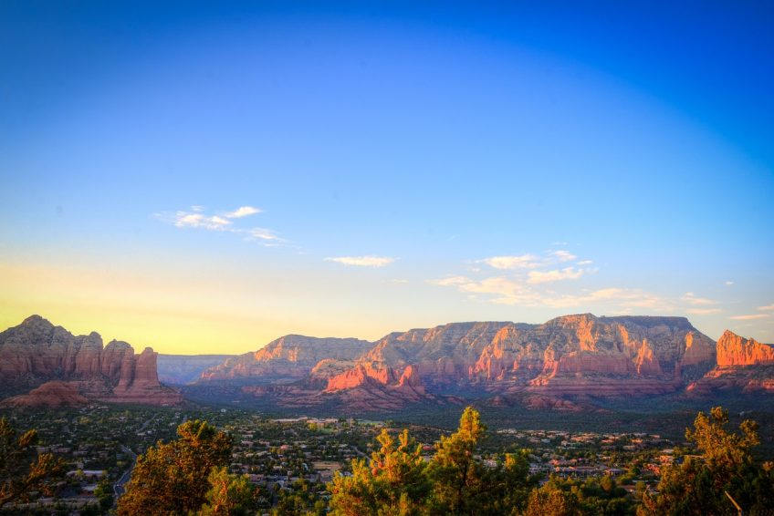 -Sedona, Arizona