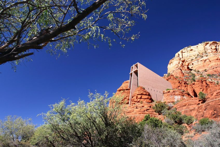 Chapel of the Holy Cross | Sedona, Arizona