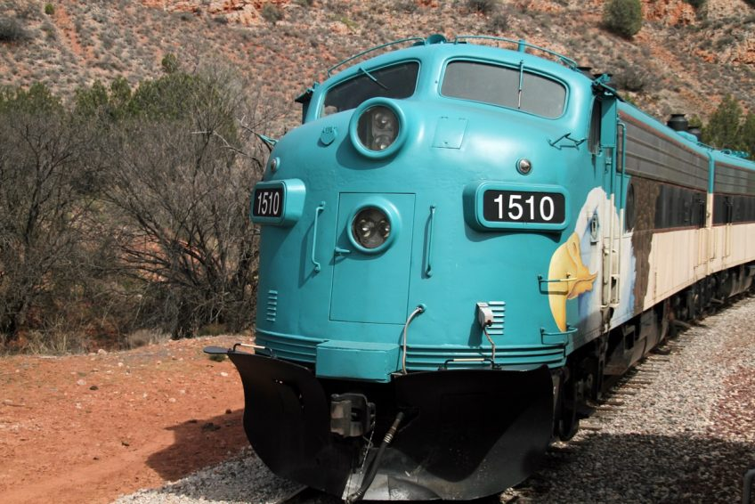 Verde Canyon scenic Railroad | Sedona, Arizona
