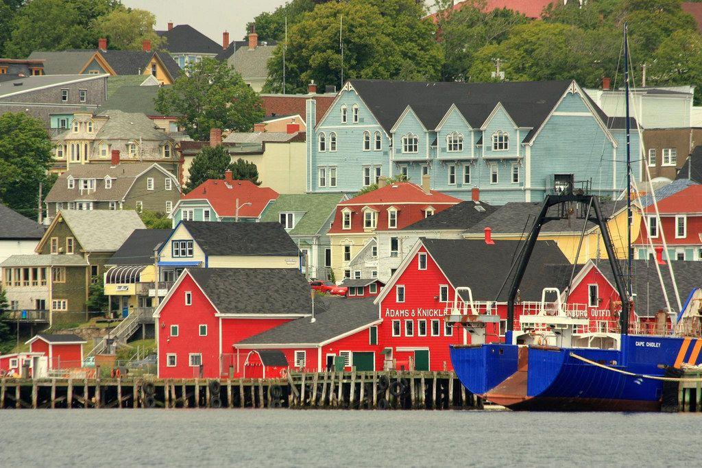 Lunenburg Nova Scotia